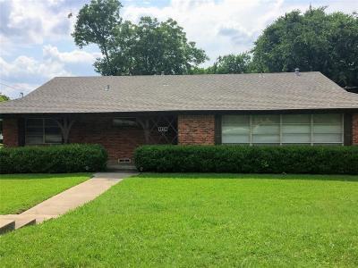 McKinney Single Family Home For Sale: 1101 N Morris Street