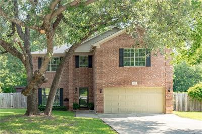 Weatherford Single Family Home For Sale: 2137 Country Brook Drive