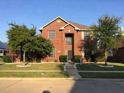 Garland Single Family Home For Sale: 4510 Grantham Drive