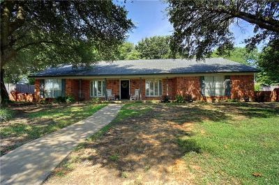 North Richland Hills Single Family Home For Sale: 6409 Sunnybrook Drive