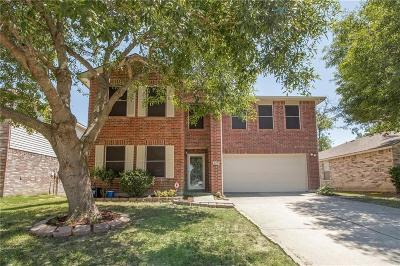 Little Elm Single Family Home For Sale: 2216 Chestnut Drive