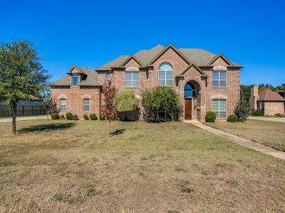 Burleson Single Family Home For Sale: 4313 Storm Creek Lane