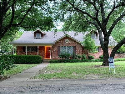 Johnson County Single Family Home For Sale: 1320 Loma Alta Place