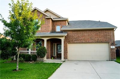 Crowley Single Family Home For Sale: 616 S Heights Drive