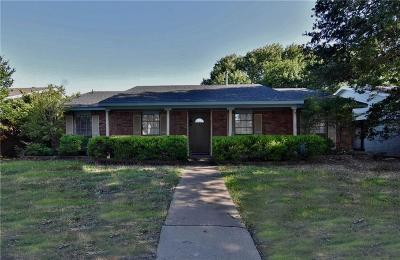 The Colony Single Family Home For Sale: 5024 Stanley Drive