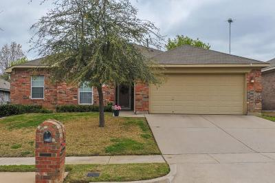Arlington Single Family Home For Sale: 4919 Saddlehorn Drive