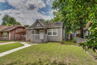 Dallas Single Family Home For Sale: 610 W Page Avenue