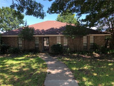 Plano Single Family Home For Sale: 6208 Bronze Leaf Drive