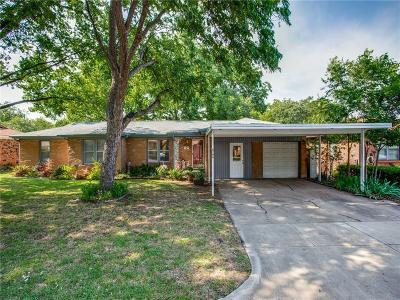 North Richland Hills Single Family Home For Sale: 6706 Mike Drive