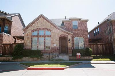 Farmers Branch  Residential Lease For Lease: 13648 Greystone Drive