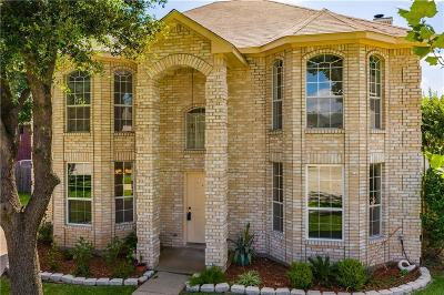 Cedar Hill Single Family Home For Sale: 608 Trees Circle