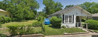 Dallas Single Family Home For Sale: 1566 Harris Court