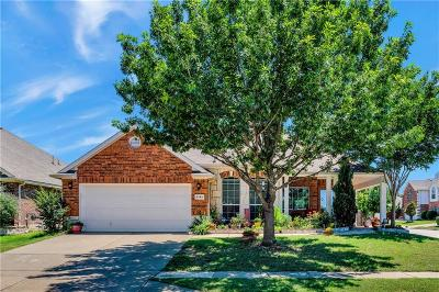Fort Worth Single Family Home For Sale: 8745 Deepwood Lane