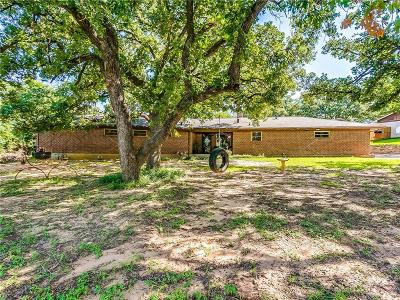 Palo Pinto County Single Family Home Active Contingent: 215 19th Street