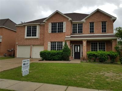 Desoto Residential Lease For Lease: 504 Spicewood Drive