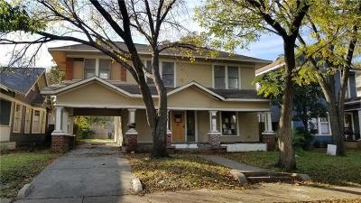 Single Family Home For Sale: 337 S Edgefield Avenue