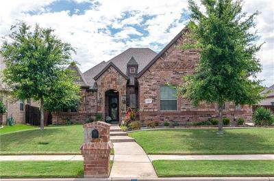 North Richland Hills Single Family Home For Sale: 6512 Stone Creek Drive