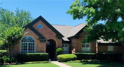 Frisco Single Family Home For Sale: 7109 Bouquet Drive