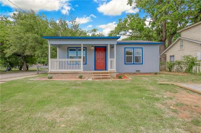 Archer County, Baylor County, Clay County, Jack County, Throckmorton County, Wichita County, Wise County Single Family Home For Sale: 501 Hovey Street