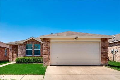 Fort Worth Single Family Home For Sale: 4012 German Pointer Way