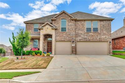 Fort Worth Single Family Home For Sale: 7120 Truchas Peak Trail
