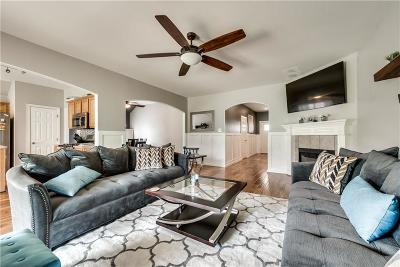 Forney Single Family Home For Sale: 114 Lonesome Dove Lane