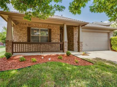 Collin County Single Family Home For Sale: 9112 Warren Drive