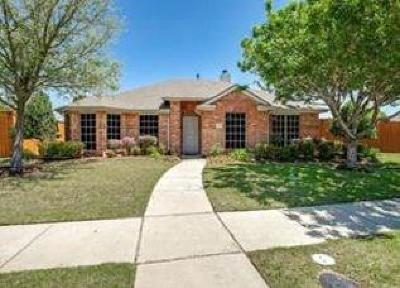 Rockwall Single Family Home For Sale: 2160 Harvester Drive