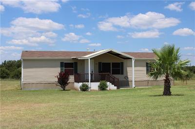 Archer County, Baylor County, Clay County, Jack County, Throckmorton County, Wichita County, Wise County Single Family Home For Sale: 345 Big Salty Lane
