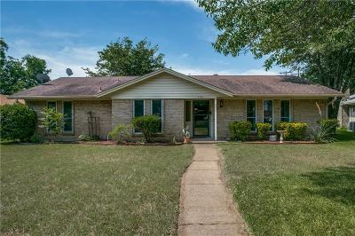 Duncanville Single Family Home Active Option Contract: 622 W Ridge Drive