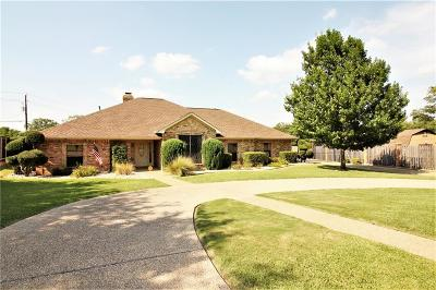 Johnson County Single Family Home For Sale: 1602 Heather Court