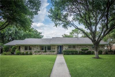 Dallas County Single Family Home For Sale: 4105 Goodfellow Drive