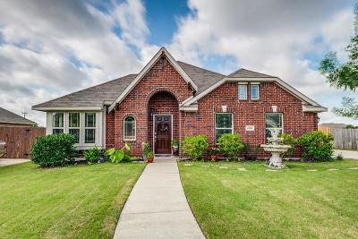 Midlothian Single Family Home For Sale: 6606 Shady Nook Drive