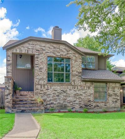 Mesquite Single Family Home For Sale: 1828 Alameda Drive