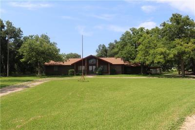Comanche Single Family Home For Sale: 251 County Road 419