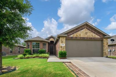 Anna TX Single Family Home For Sale: $233,000