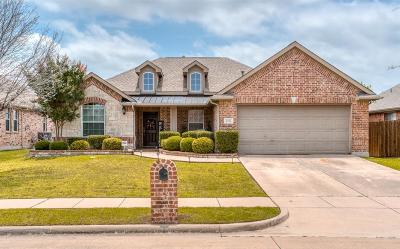 Little Elm Single Family Home For Sale: 2452 Foxwood Lane