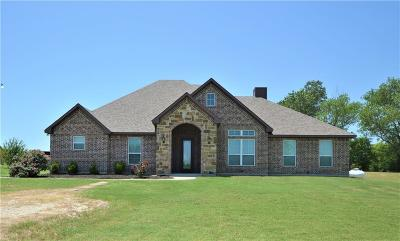 Denton County Single Family Home For Sale: 8841 Fm 2450