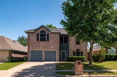 Arlington Single Family Home For Sale: 934 Grasswood Drive