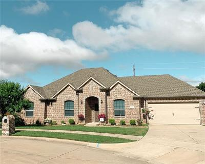 Wylie Single Family Home For Sale: 1903 Crystal Court