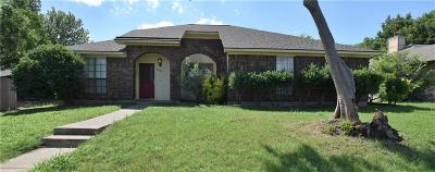 Garland Single Family Home For Sale: 2809 Princewood Drive
