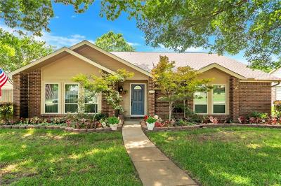 Allen Single Family Home Active Option Contract: 1207 Matagorda Drive