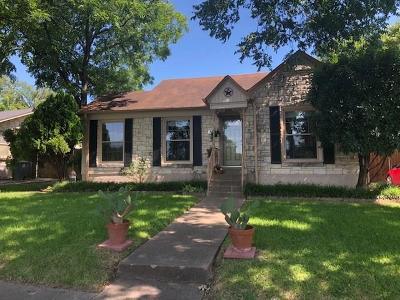 Dallas, Fort Worth, Longview Single Family Home For Sale: 1416 Elmwood Boulevard