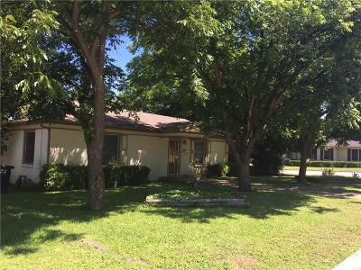 Fort Worth Single Family Home For Sale: 3900 W Spurgeon Street