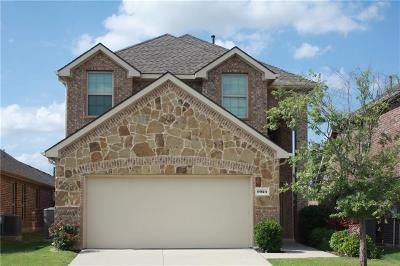McKinney Single Family Home For Sale: 9924 Pronghorn Road