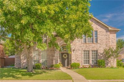 Rowlett Single Family Home For Sale: 7501 Armstrong Lane
