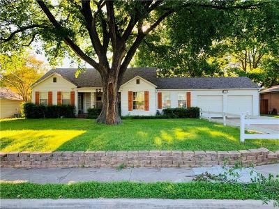 Irving Single Family Home For Sale: 621 S Britain Road