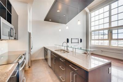 Dallas, Fort Worth, Longview Condo For Sale: 2600 W 7th Street #2808