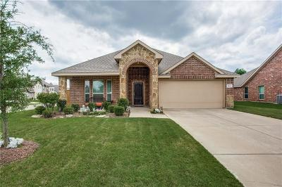 Forney Single Family Home For Sale: 1054 Dancing Waters Avenue