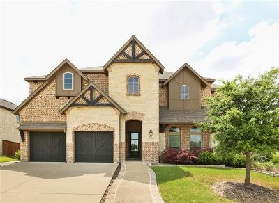 Midlothian Single Family Home For Sale: 401 Garden Tree Trail